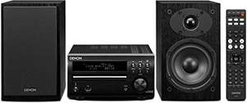 [Amazon WHD] Denon D-M40BKBKE2 Kompaktanlage (CD, UKW-Tuner, 2x 30 Watt, USB) schwarz
