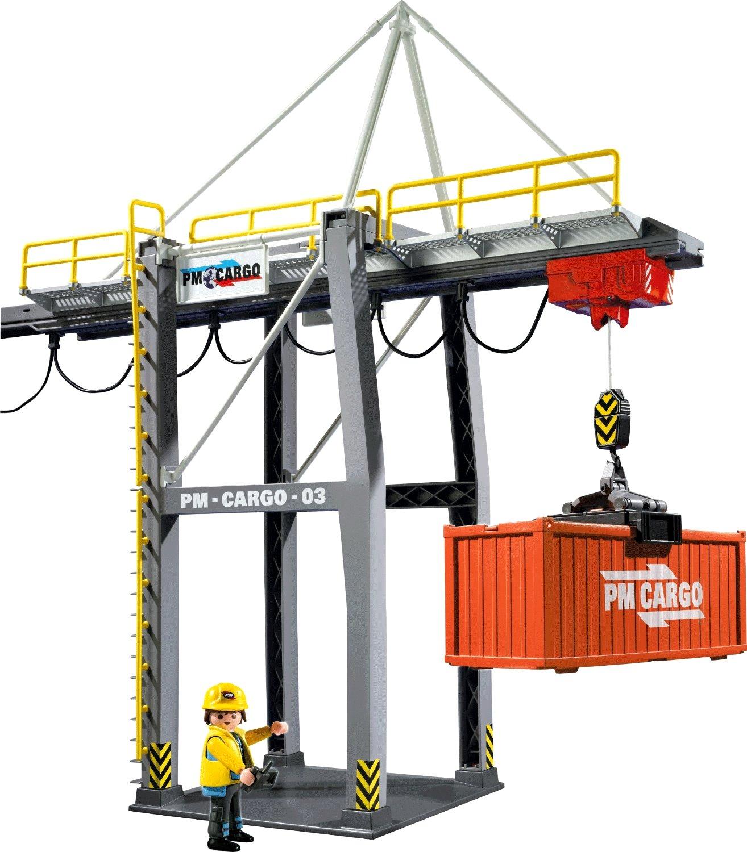 Playmobil Elektrisches Verladeterminal (5254), 29,99 € @playmobil.de