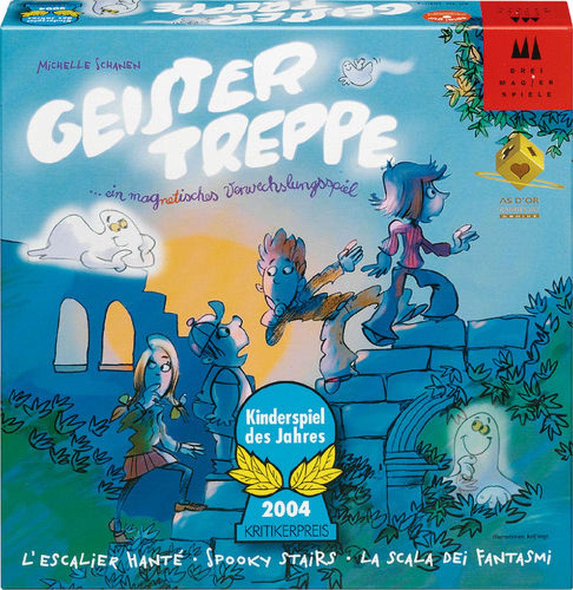 "Schmidt Spiele™ - ""Geistertreppe"" (Kinderspiel des Jahres 2004) ab €9,66 [@Karstadt.de]"