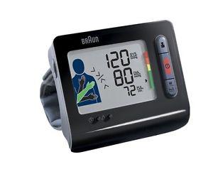 Braun TrueScan BPW4300 für 34,99€bei eBay - Blutdruckmessgerät mit Handgelenksmanschette