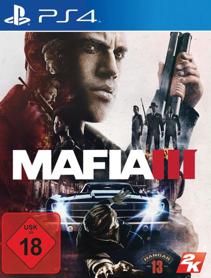 Mafia 3 (PS4) für günstige 43 inkl. Versand