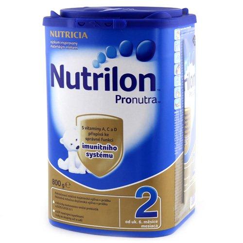 Nutrilon Kleinkind-Milch 2, Folgemilch, ab dem vollendeten 6. Monat, 6er Pack (6 x 800 g) 35,31€ statt 90€
