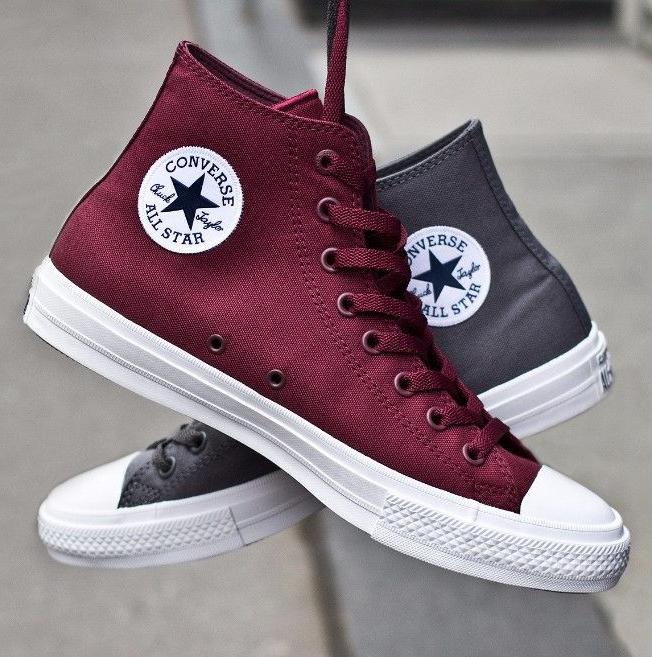 20% extra Rabatt auf bereits reduzierte Sneakers und Bekleidung von Converse