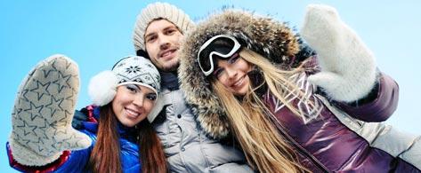 Heute 18-24 Uhr Crazy Booking Night bei Snowtrex - 1 Woche Skiurlaub im Januar inkl. Skipass ab 99€ p.P.