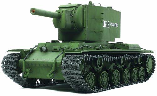 [Amazon] Tamiya RC 1/16 Kampfpanzer (russischer KV-2 Gigant) für 383 €, PVG 621 €