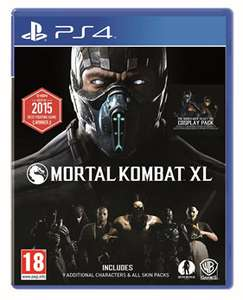 Mortal Kombat XL (PS4/Xbox One) für 18,19€ (Base.com)