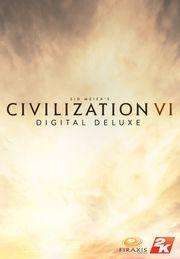 Sid Meierx27s Civilization VI - Digital Deluxe Edition (Steam-Key) für nur 55,99€