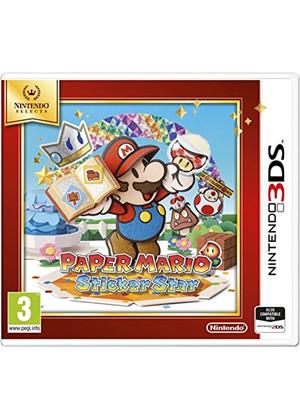 (Base.com) Paper Mario: Sticker Star (3DS) für 14,89€