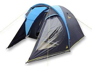4 Personen Kuppel Zelt Best Camp 2.000mm @amazon.de
