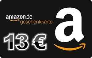 Debitel Sim Karte mit 13 Euro Amazon Guthaben