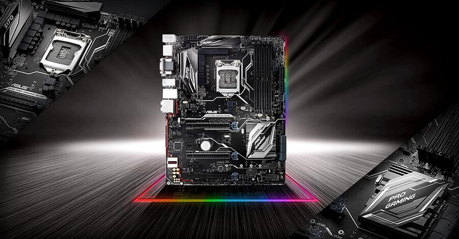 Asus Z170 PRO GAMING/AURA + Mafia 3(PC) + AURA LED