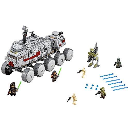 LEGO® Star Wars 75151 Clone Turbo Tank™ für 55,87 EUR bei [Amazon.co.uk] nur für Prime Mitglieder!