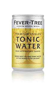 Fever-Tree Premium Indian Tonic Water Fridge-Pack, 3er Fridgepack, 24 Dosen (24 x 150ml) [Amazon Prime]