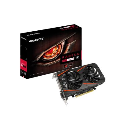 NBB - Gigabyte Radeon RX 460 WINDFORCE OC 2G, 2GB GDDR5, 1x DVI, 1x HDMI, 1x DisplayPort