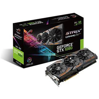 Asus GeForce GTX 1080 Strix Advanced im Mindstar für 664,93€ mit Gears of War 4 und Mafia III gratis!!!