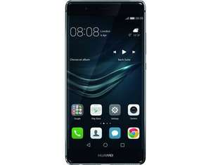 """Huawei P9, Smartphone, 4G LTE, 32 GB, 5,2"""" 1.920 x 1.080 Pixel, 12 MP ( 8 MP front camera ), Android, Titanium Grey, Neuware für 419€ @ Allyouneed"""