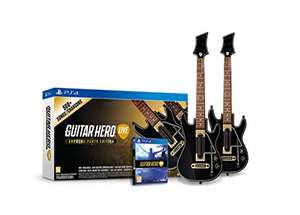 Guitar Hero: Live - Supreme Party Edition (PS4/Xbox One) für 40,15€ (Amazon.co.uk)