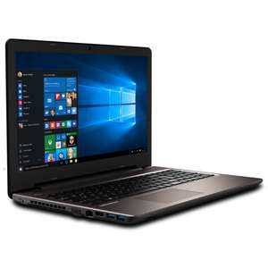 Medion E6424 mit Core i5-6267U, Iris 550 Grafik, 128GB SSD & 1TB HDD, 15,6 Zoll Full-HD IPS, 6GB RAM, Win 10 [B-Ware]