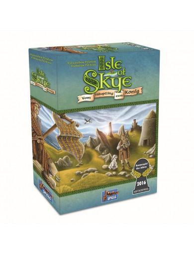 Lookout Spiele Isle of Skye für 18,93€ PVG 21,99€