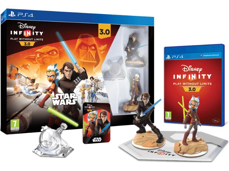(Saturn.at) Disney Infinity 3.0: Star Wars - Starter Set (PS4) für 18€