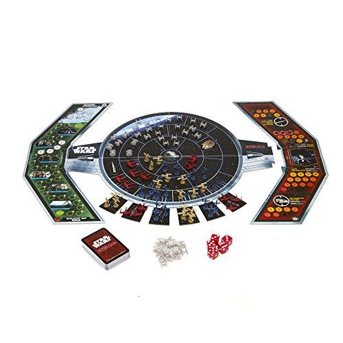 Amazon - Hasbro Spiele B2355100 - Star Wars Risiko, Strategiespiel für 23,85€