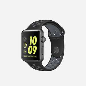 Apple Watch 2 Nike+ Edition + 12% Shoop Cashback (direkt von Nike) vorbestellbar