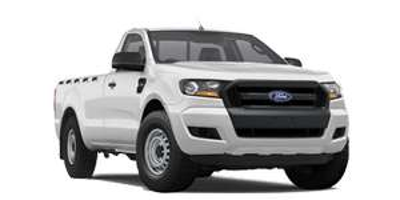 [Leasingvertrag mit Kaufoption] Ford Ranger Single Cab für effektiv 207,64€ monatlich