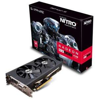 8192MB Sapphire Radeon RX 480 Nitro+