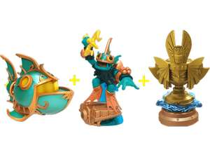 Activision Skylanders: Superchargers - Sea Racing Action Pack mit Deep Dive Gill Grunt, Reef Ripper, Villain Sea Trophy für 13€ (Saturn.at)