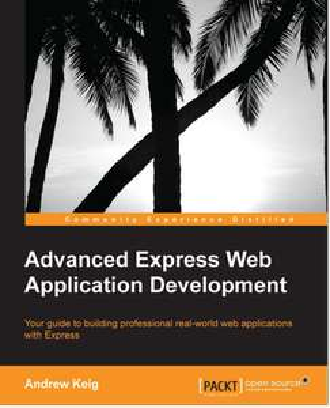 Express.js Framework Web App Dev mit JavaScript  [packtpub Verlag]