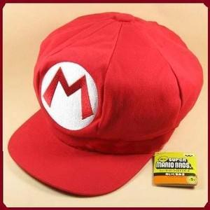Super Mario Mütze (u.a.) für ca. 3.43€ @ ebay