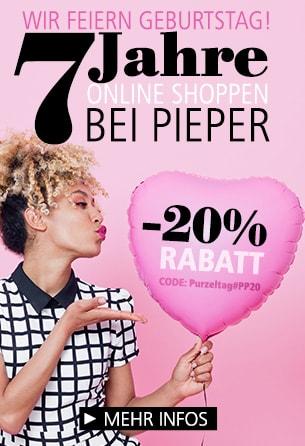 20% auf Düfte von Parfümerie Pieper? +5% Shoop, z.B. One Million 100ml für 49,16€?