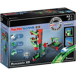 FISCHERTECHNIK 536619 PROFI Dynamic XS für 9,99€ statt 12,99€