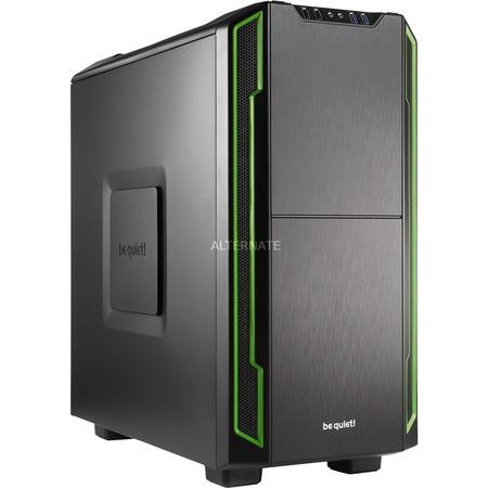 PC-Gehäuse - be quiet! Silent Base 600 (ATX, inkl. 2x Pure Wings, Kabelmanagement, Staubfilter) für 74,85€ [ZackZack]