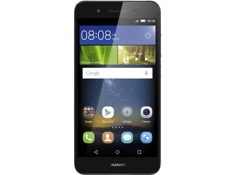 [Media Markt Smartphone-Fieber] HUAWEI GR3 16 GB Grau Dual SIM + ADIDAS Torfabrik Größe 5 Ball - 139,00 €