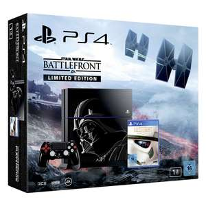 Sony PS4 1TB Star Wars: Battlefront Bundle - Limited Edition
