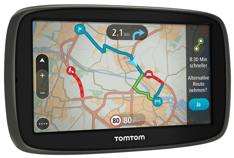 TomTom Premium Pack GO 50 Navigationssystem WDH