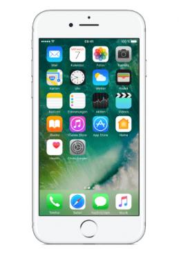 Iphone 7 32 GB mit comfort allnetflat und 2 GB Datenvolumen Mobilcom- D2 - Netz  - 36,70 € / Monat