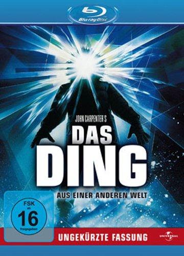 Das Ding aus einer anderen Welt - Ungekürzte Fassung [Blu-ray] für 4,99€ [Prime]