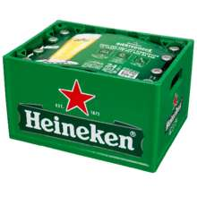 [GRENZGÄNGER NL] PLUS - 1 Kiste 0,3L Heineken 8,99 + Pfand