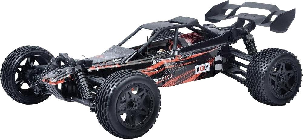 Reely Core Brushed 1:10 XS RC Elektro Buggy Allradantrieb RtR; 49,99€ @smdv.de