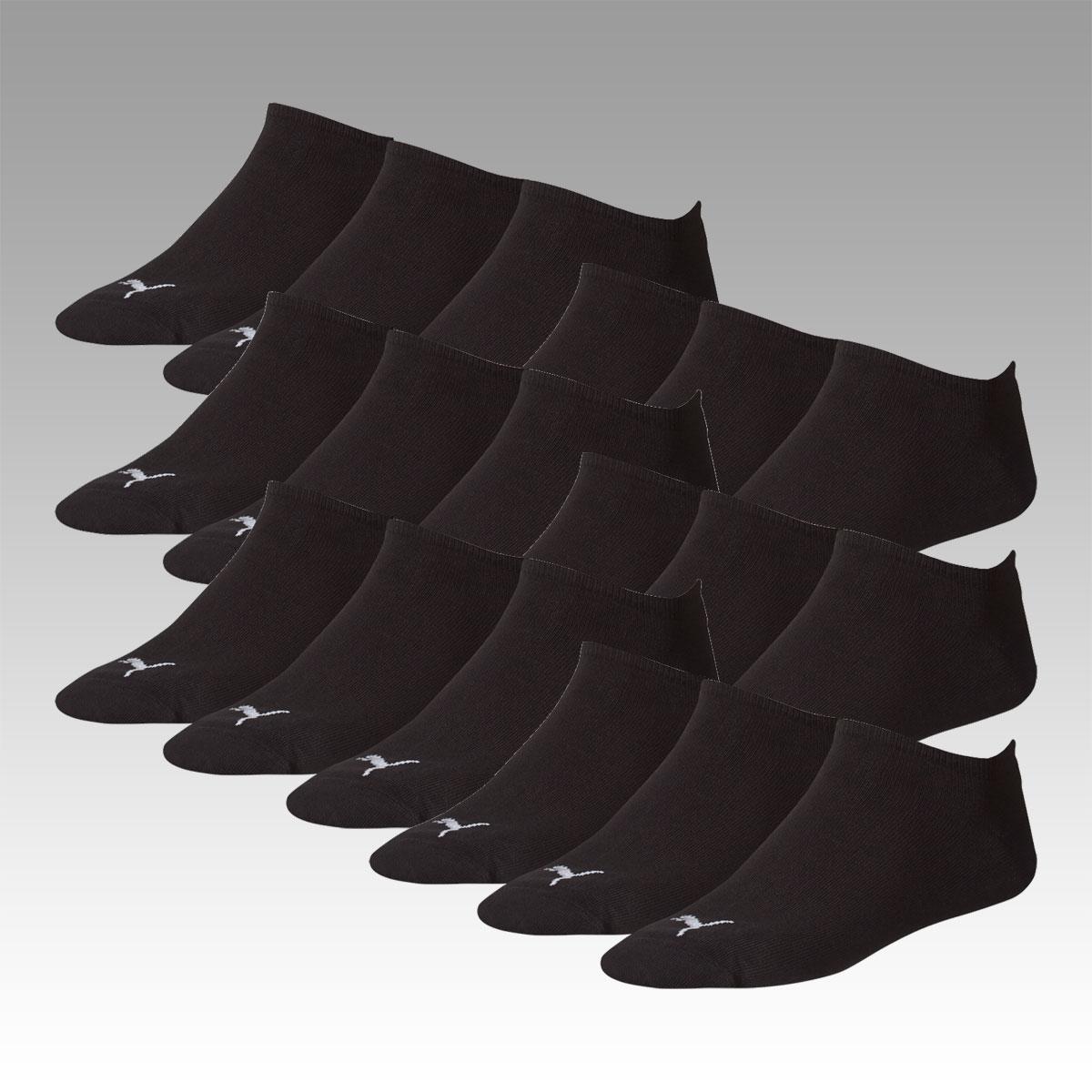 Puma Socken 18 Paar alle Varianten (Basic, Quarter usw.)