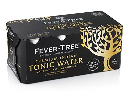 [Amazon Pantry] Fever Tree Indian Tonic 150ml-Dose, 3,99€/l beim Kauf von 40 Dosen