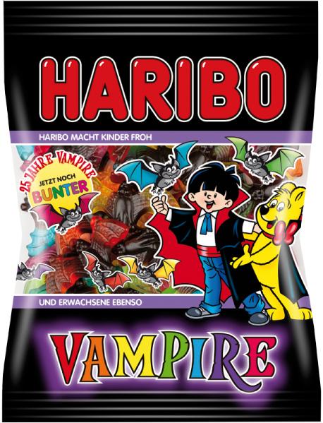 Haribo Bunte Vampire 200g für 0,40€ bei Kaufland bis Mittwoch (Angebot+Coupon)