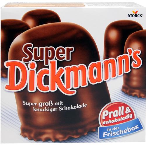 Kaiser Tengelmann Filialen: Storck Super Dickmann's Schokoküsse