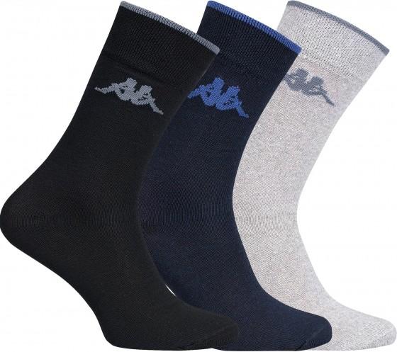 20er Pack Kappa Herren Socken in verschiedenen Farben bei Outlet46