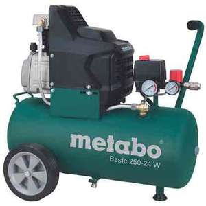 OBI - Metabo Basic 250 - 24w Kompressor