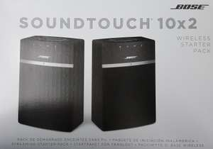Saturn (offline): Bose Soundtouch 10 bundle (2 Stk.) 299€