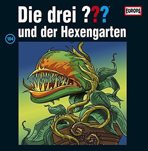 [Amazon Prime] Die drei Fragezeichen und der Hexengarten (184) [Doppel-Vinyl]