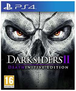 Darksiders 2: Deathinitive Edition für Playstation 4 und Xbox One für 16€ inkl. Versand (Base.com)